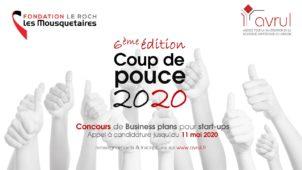 Concours Coup de Pouce Fondation Le Roch-Les Mousquetaires