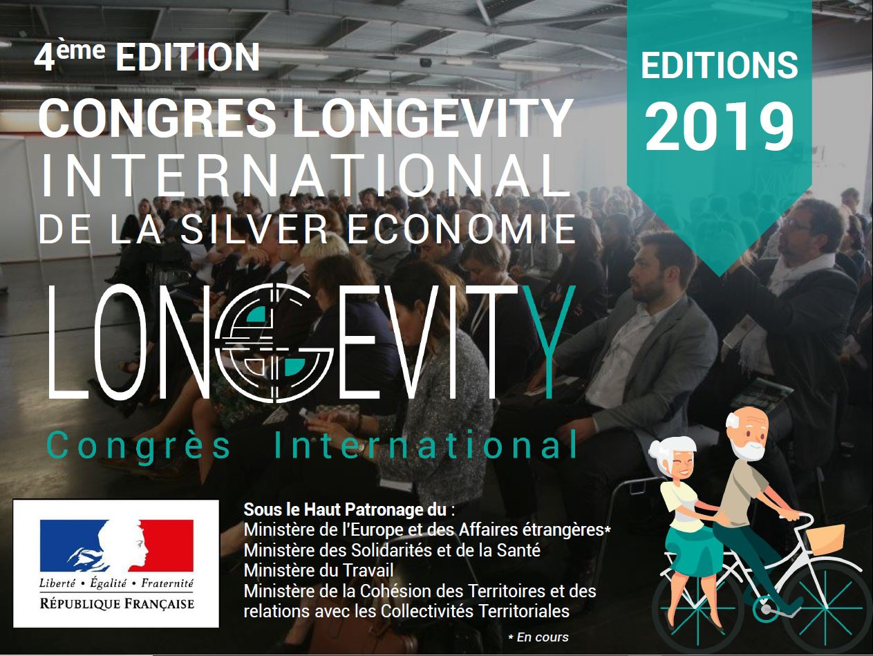 Congrès LONGEVITY International