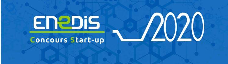 """Concours Startups """"Concevoir un système numérique auto-apprenant à Enedis"""" 1"""