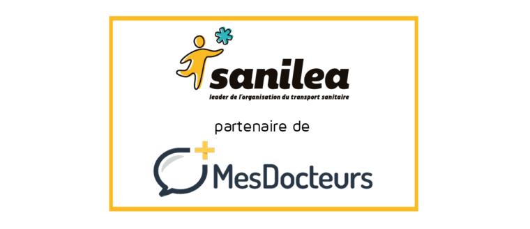 Sanilea et MesDocteurs s'associent pour la numérisation complète du parcours de soins
