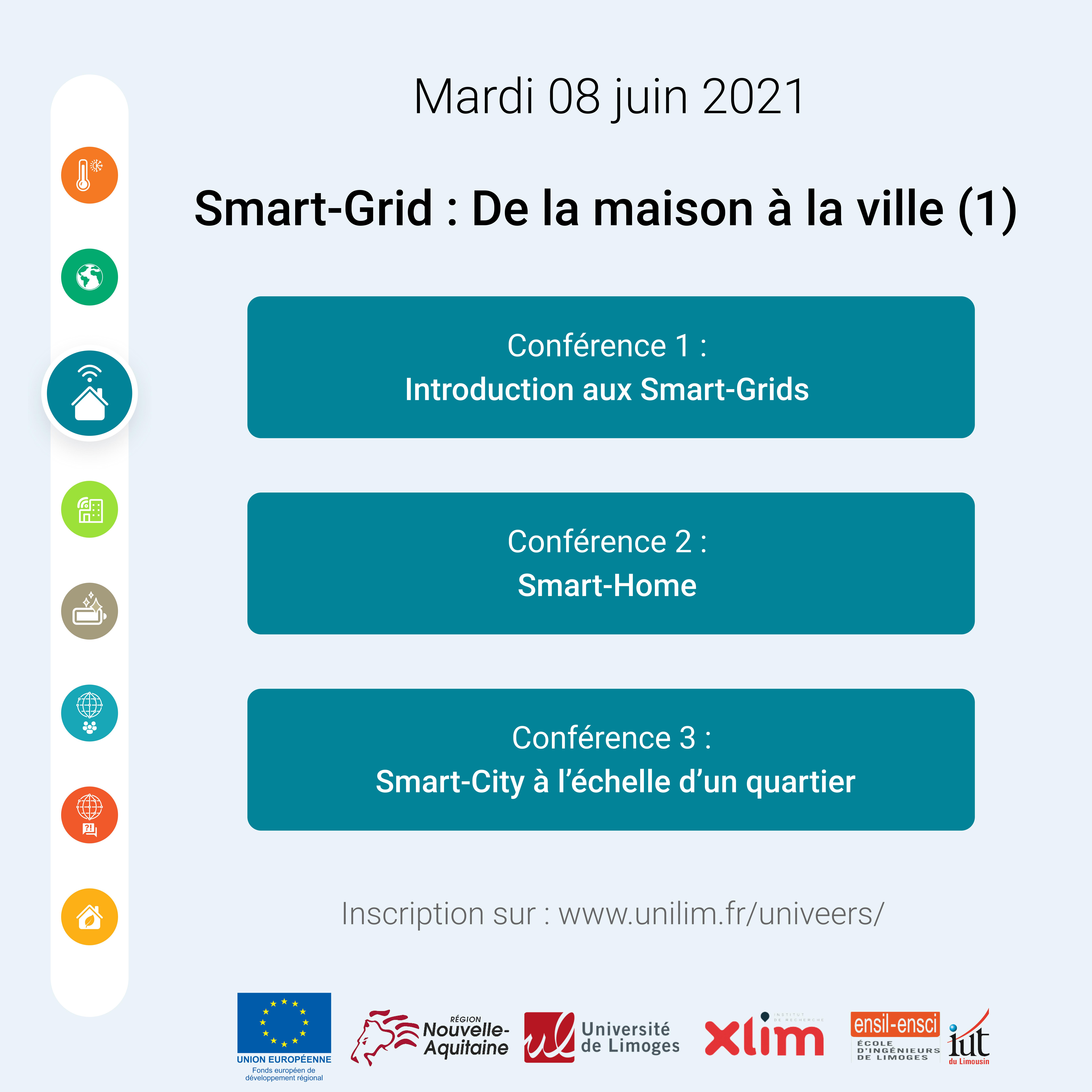 Journées thématiques : du smart-home au smart-city 5