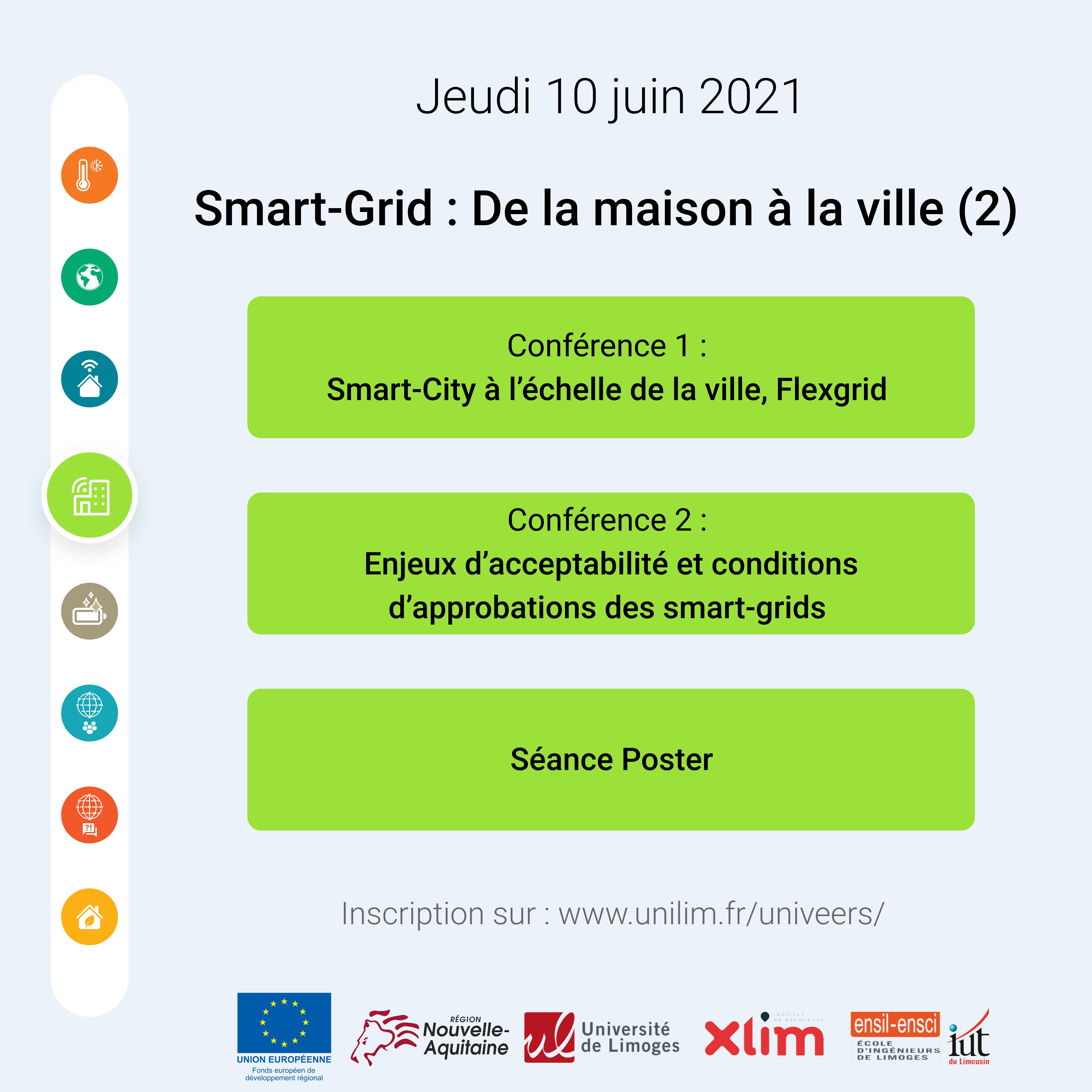 Journées thématiques : du smart-home au smart-city 4
