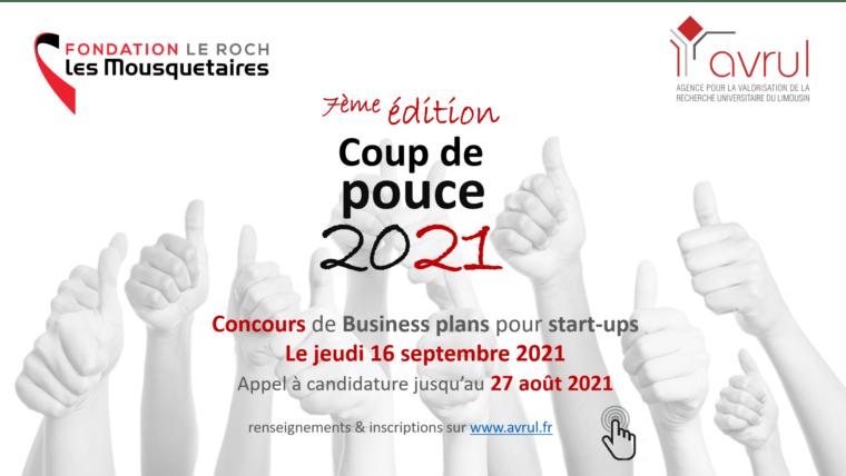 Prix Coup de Pouce 2021