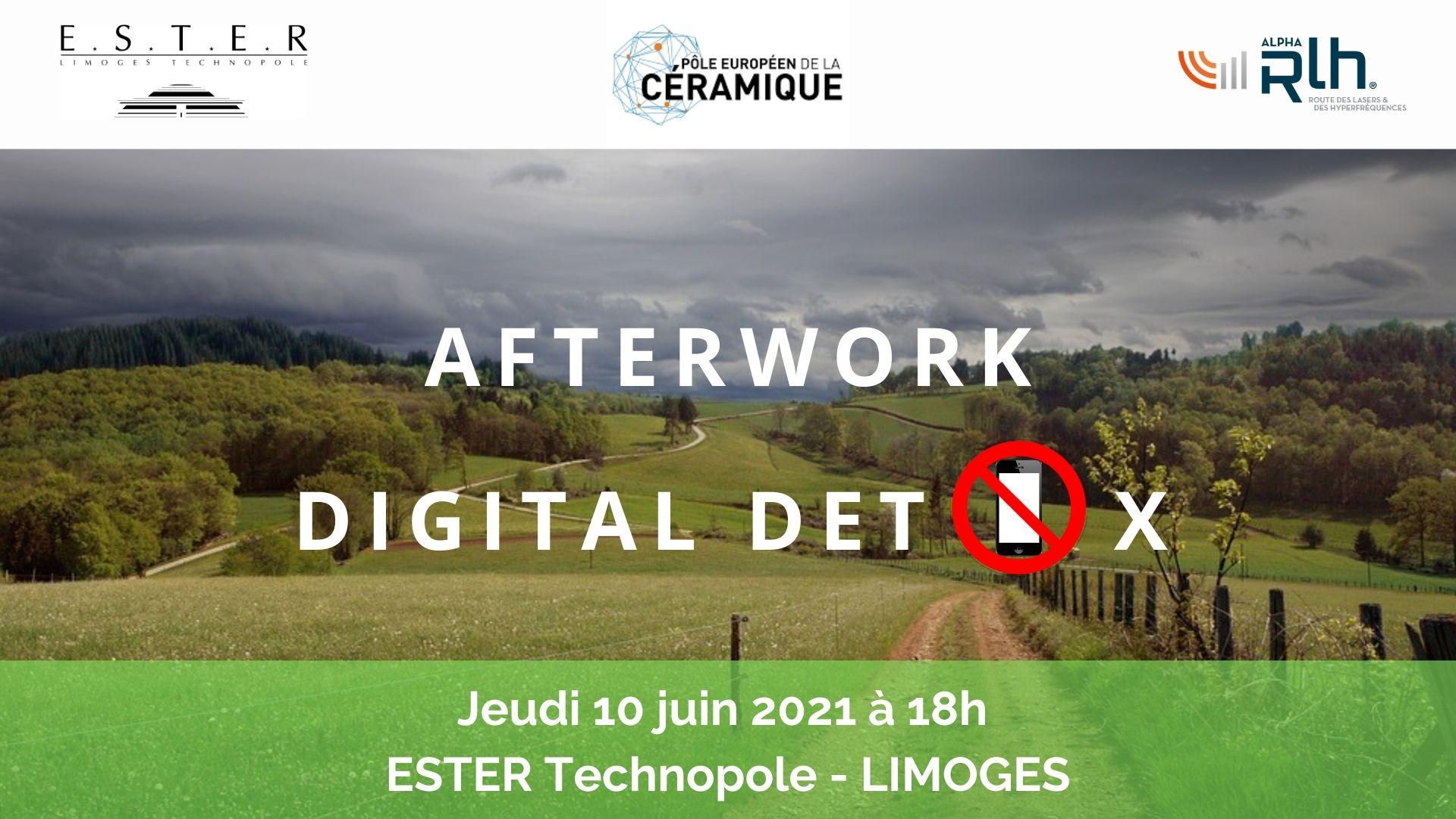 Afterwork Digital Detox