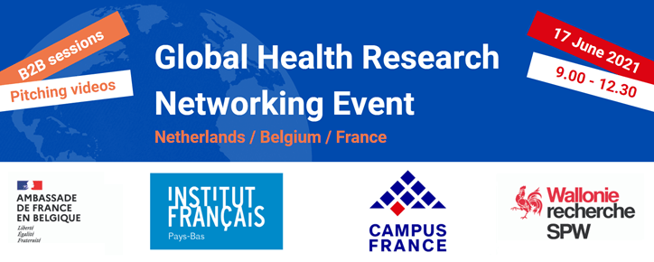 : Global Health Research – Networking Event Netherlands/Belgium/France